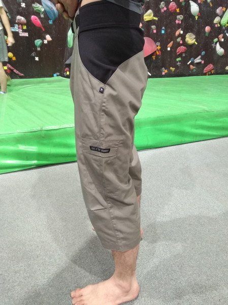 tools of adventureのMen's movement pants 3/4 Sサイズ